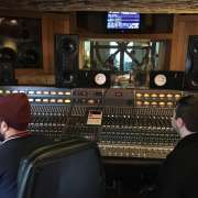 We are in partnership with the famous Monnow Valley Studio. The students got to experience the recording studio where Oasis, Black Sabbath and the Stone Roses have recorded.