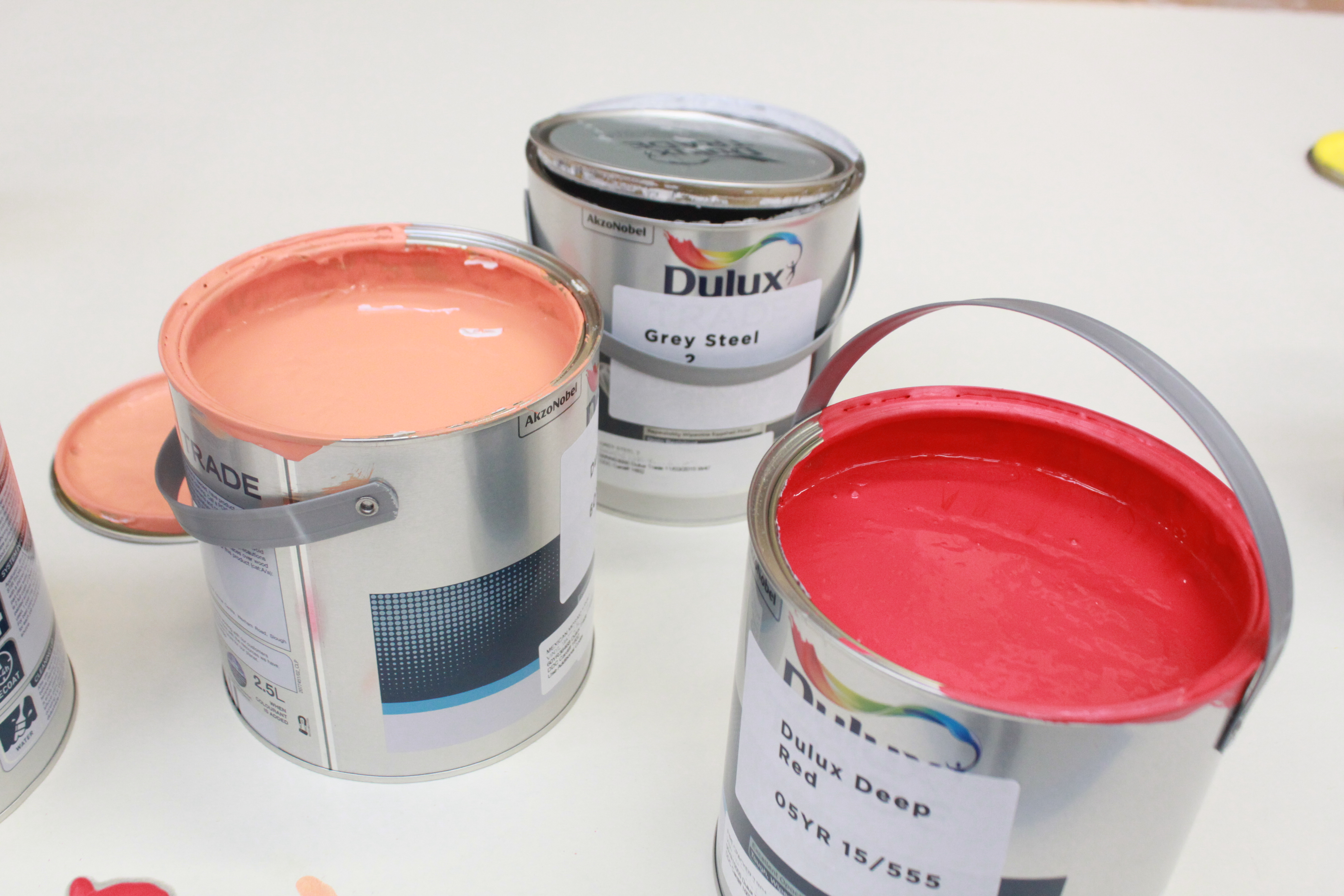 Where To Take Paint Cans