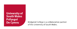 Logo for University of South Wales