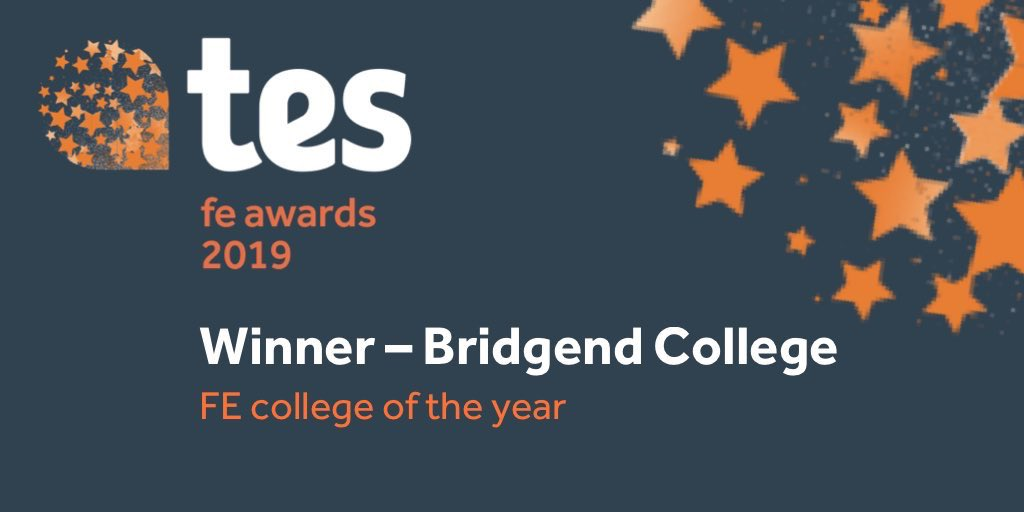 Winner - FE college of the year