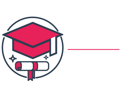 Logo for Bridgend College Scholarship programme