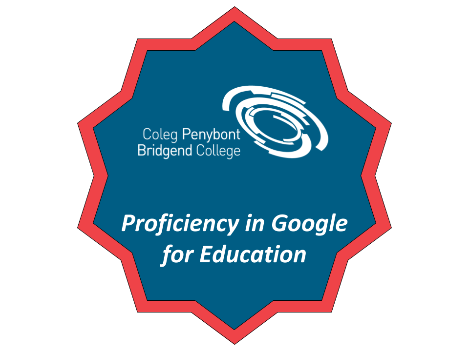 Proficiency in Google for Education