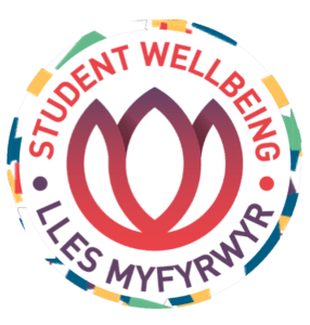 Logo for Student Wellbeing team