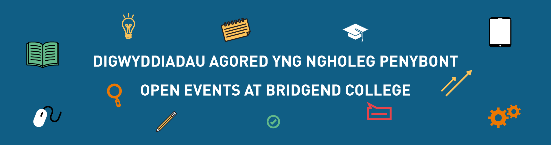Open events at Bridgend College