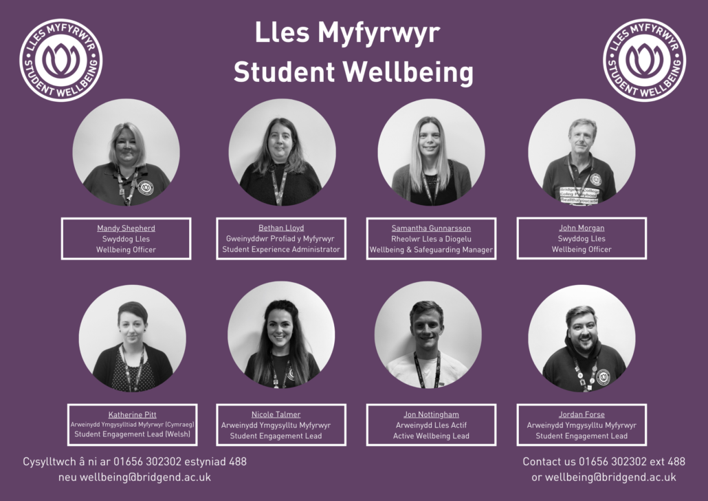 Student Wellbeing Team